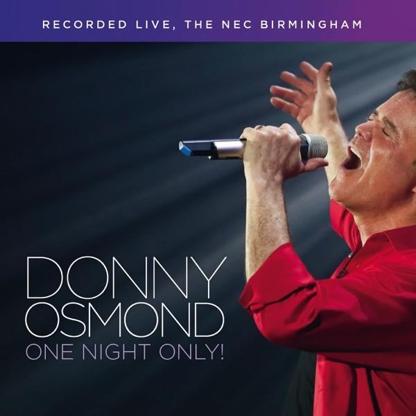 BREEZE ON BY - DONNY OSMOND