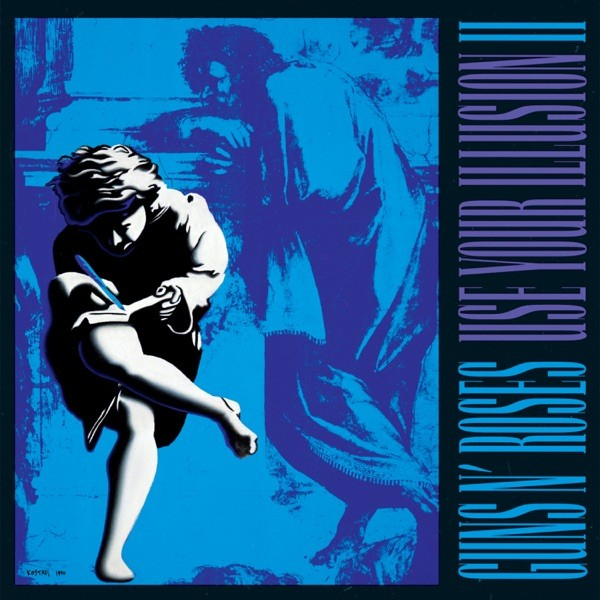 KNOCKIN' ON HEAVENS DOOR - GUNS 'N' ROSES