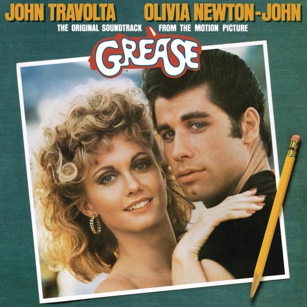 GREASE MEGAMIX - JOHN TRAVOLTA & OLIVIA NEWTON