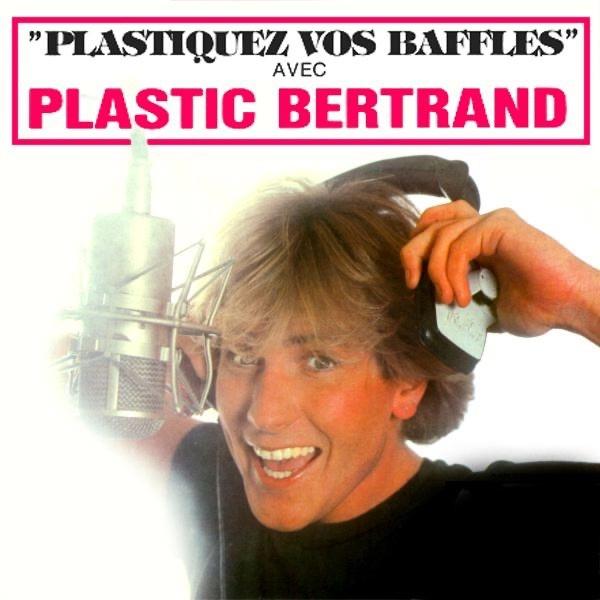 HULA HOOP - PLASTIC BERTRAND