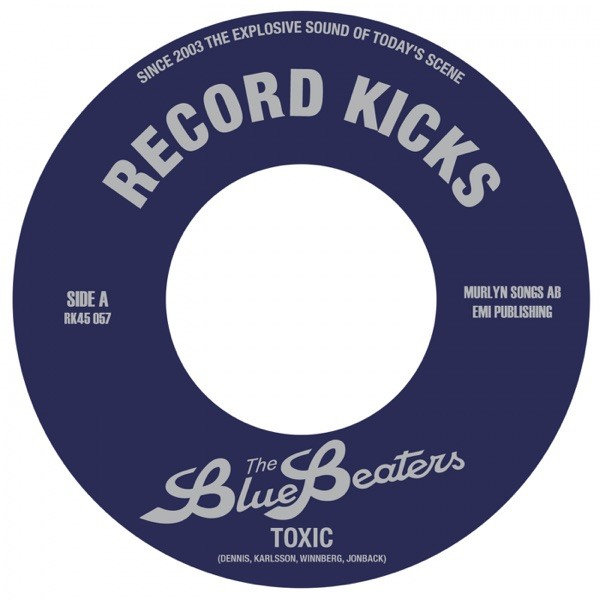 TOXIC - THE BLUEBEATERS