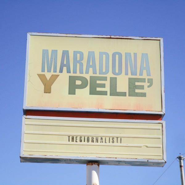 MARADONA Y PELE' - THEGIORNALISTI