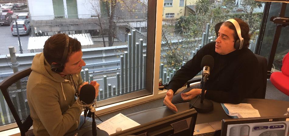 Matteo Pelli e Riccardo Braglia