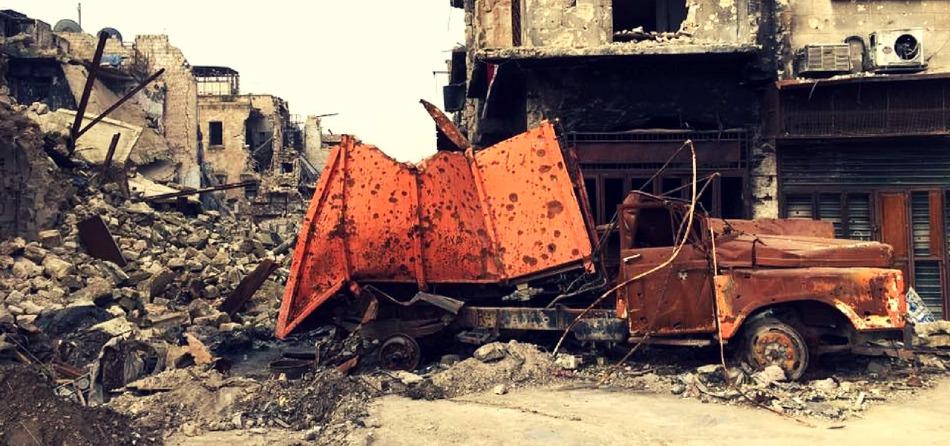 Aleppo (foto Maria Acqua Simi)