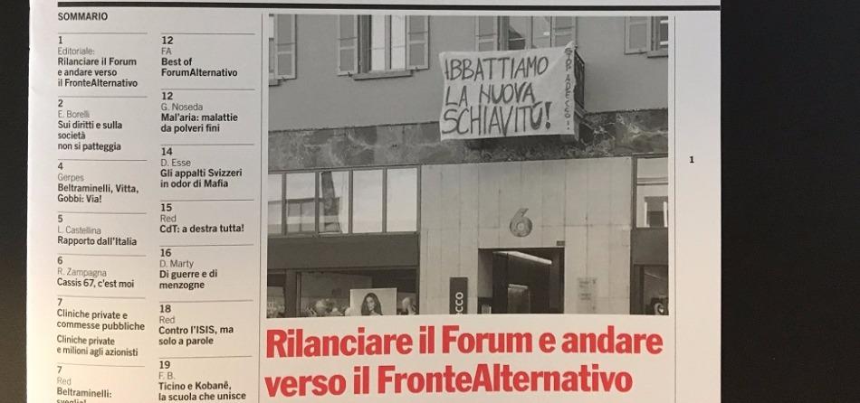 Forum Alternativo