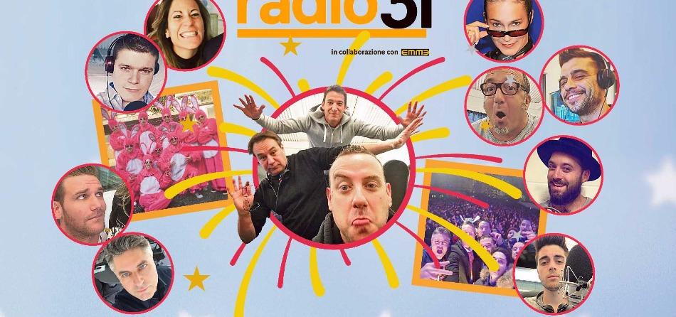 Festa presto radio3i