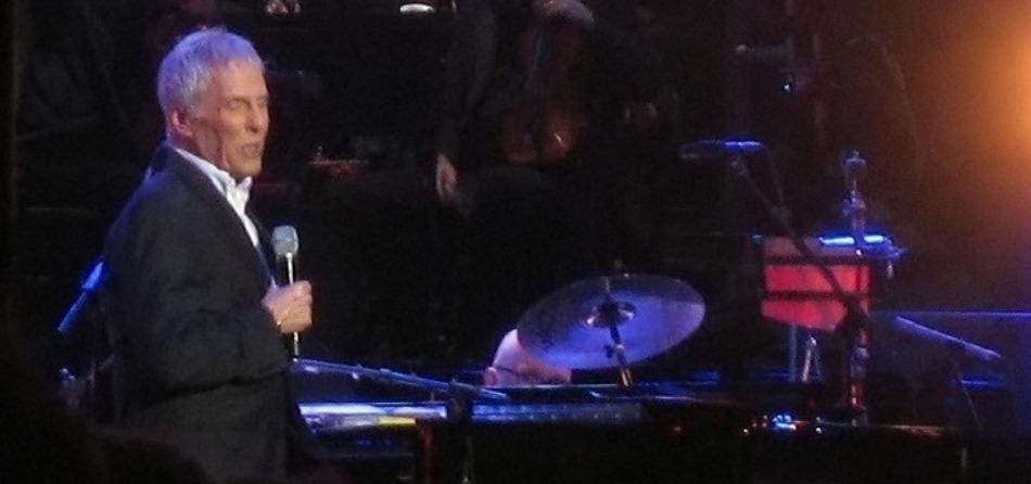 Burt Bacarach in concerto