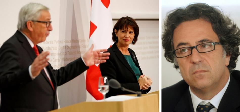Juncker-Leuthard