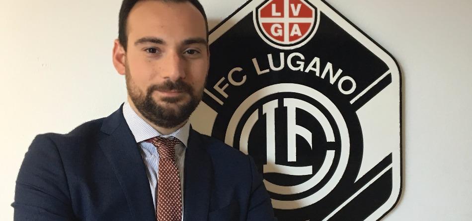 Giovanni Manna, Club manager FC Lugano