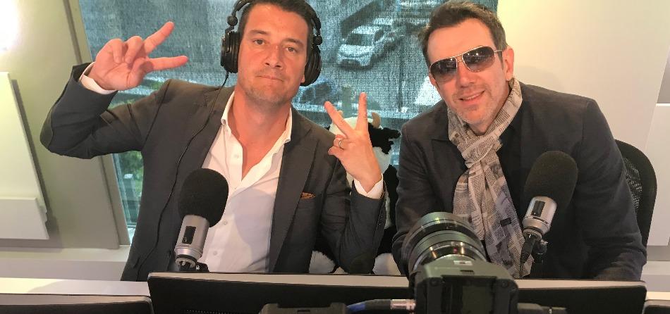 Tito Pellame e Saul Niriacci