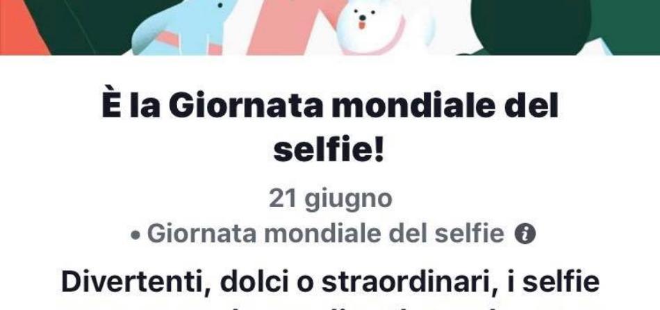 Selfie = Autoscatto