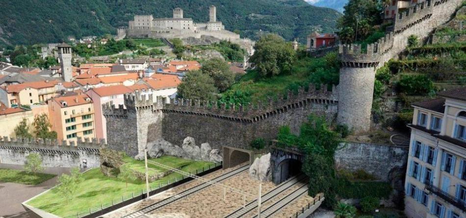 Stazione Bellinzona