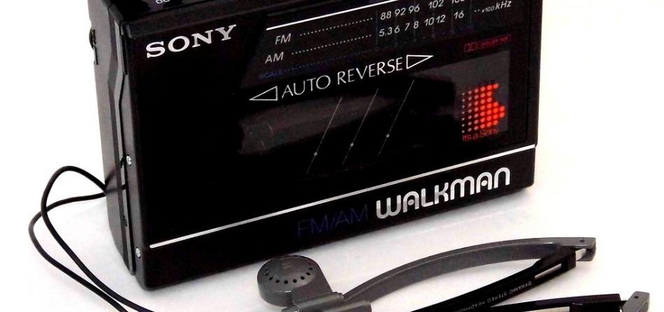 Tanti Auguri caro Walkman