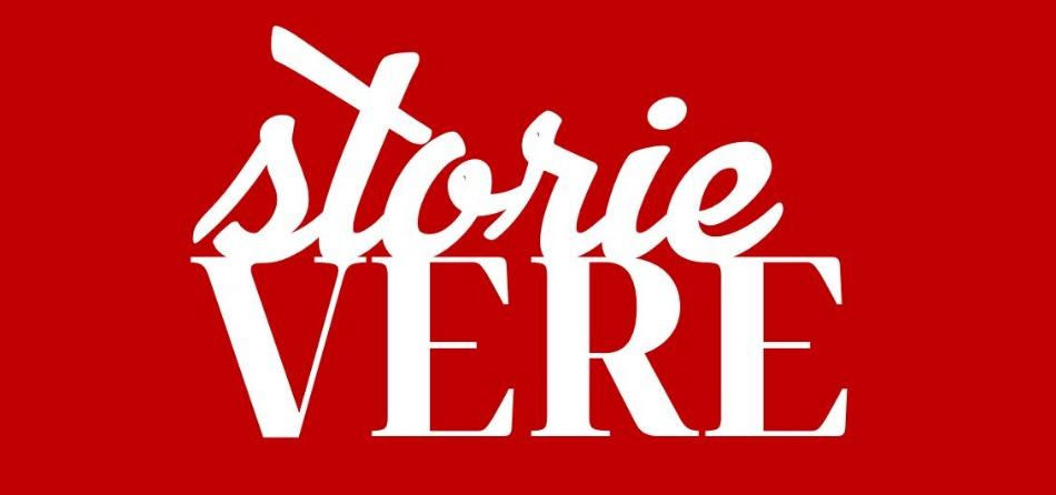 Logo Storie vere