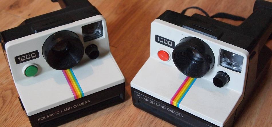 1909 nasce Edwin Land, papà della Polaroid