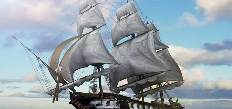 La nostra nave Pirata